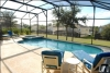South-Facing Pool/Spa with Lanai