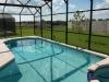 Screened pool and Spa area