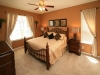 First master bedroom with ensuite bathroom
