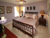 Second master bedroom with ensuite bathroom